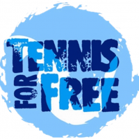 Tennis For Free Charity Logo