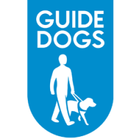 Guide Dogs For The Blind Charity Logo