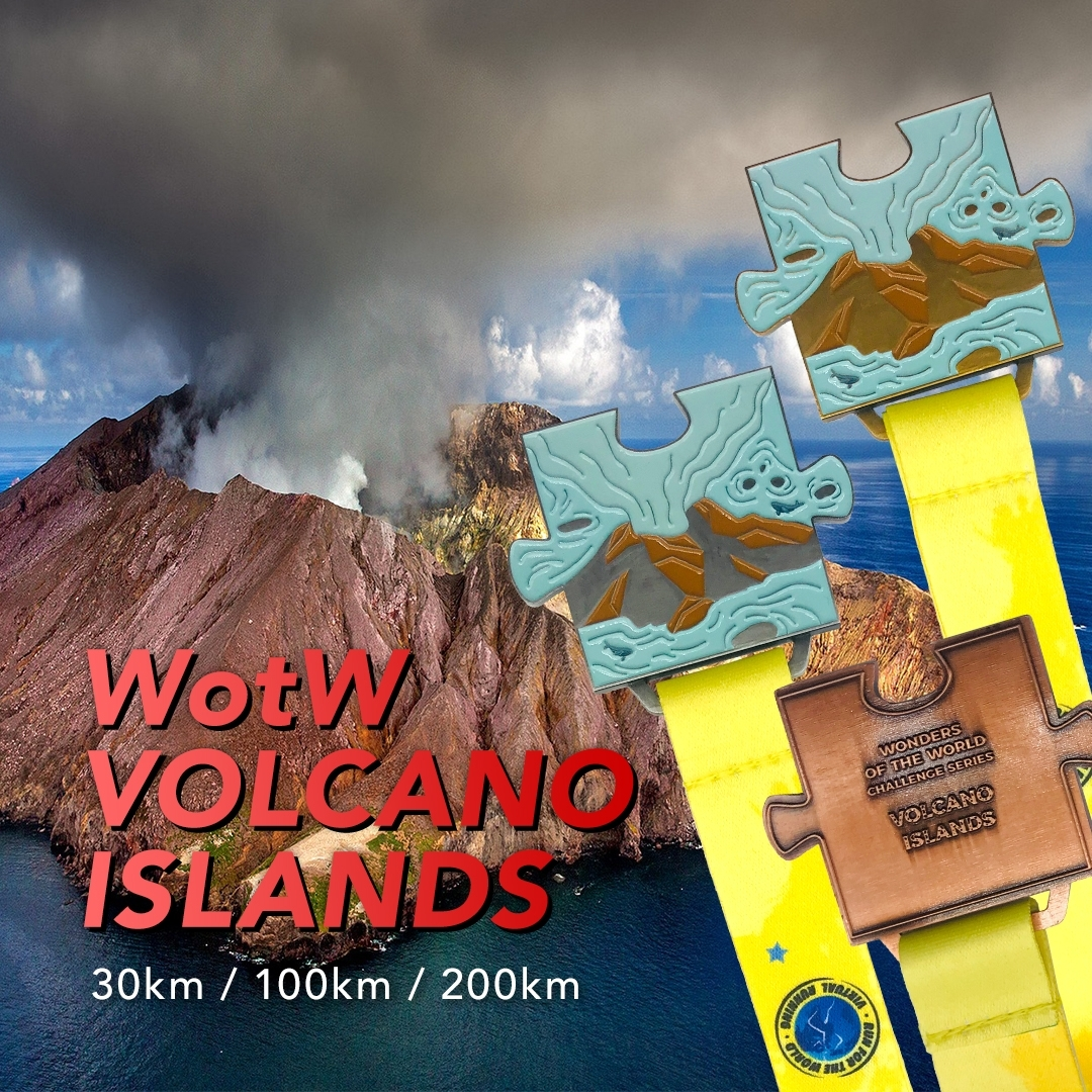 RFTW IG Wonders Volcano Islands Challenge