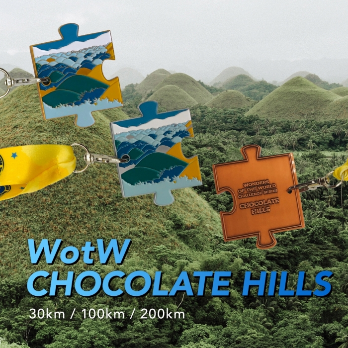 RFTW IG Wonders Chocolate Hills Open