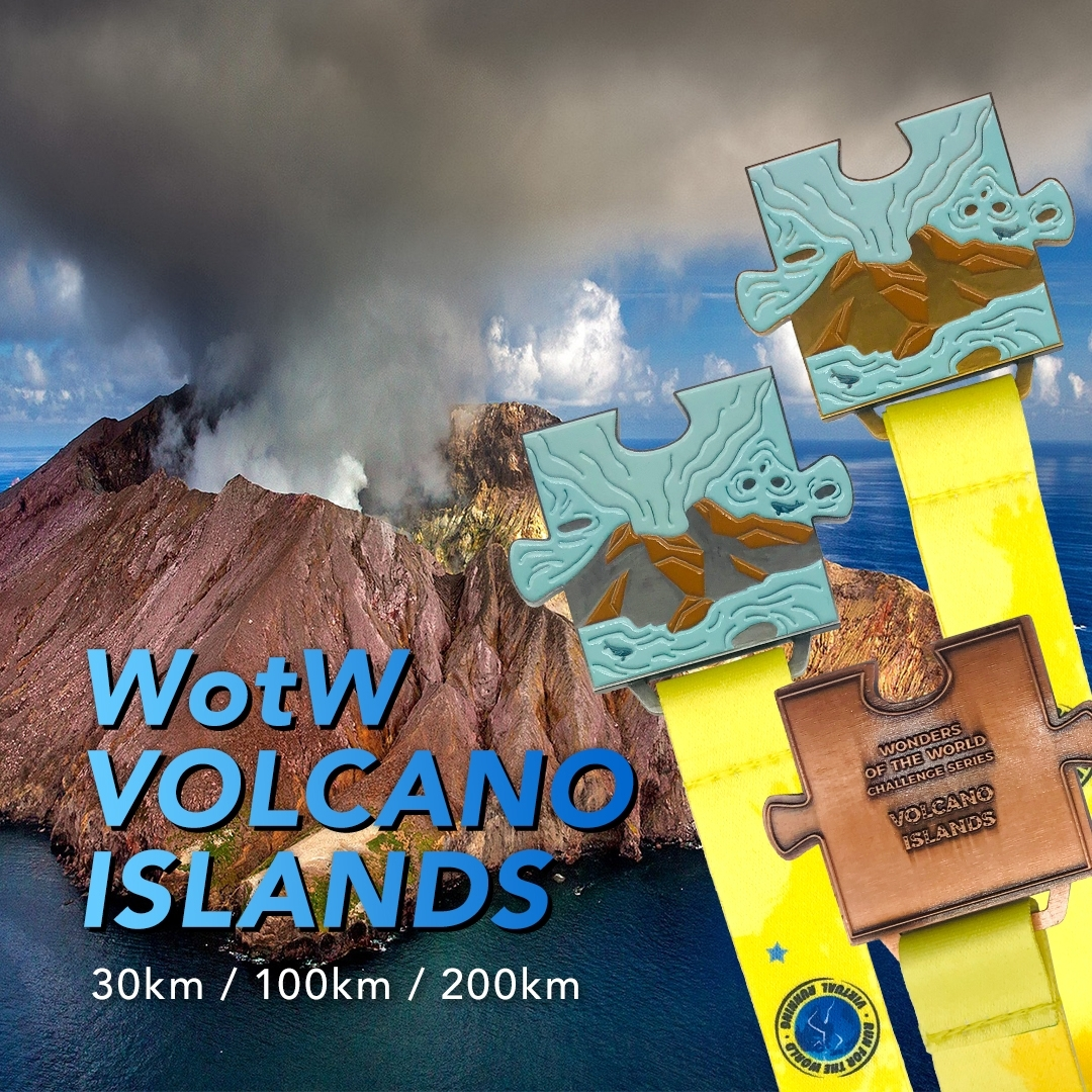RFTW IG Wonders Volcano Islands Open